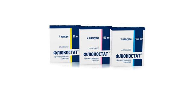 Флюкостат таблетки, капсулы 150 мг от молочницы: инструкция, отзывы