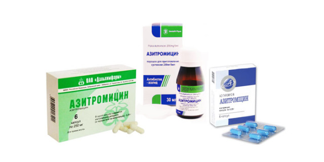 Азитромицин для детей и взрослых - инструкция по применению, отзывы