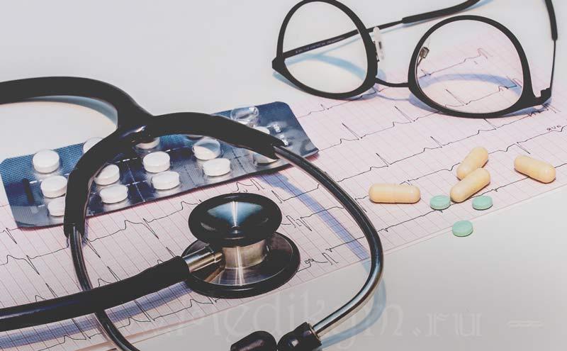 Лекарство от тахикардии сердца при повышенном давлении — Cardio